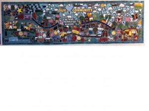 Biltmore Prep Academy, Phoenix, AZ 2012 OUR COMMUNITY Mural